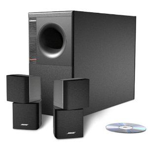 Bose Speaker System 399 00 Studio Quality Sound For Your