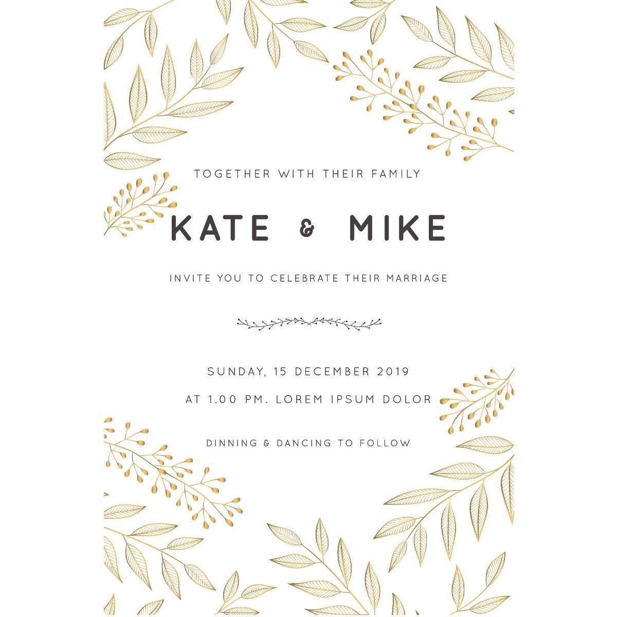 RabbitWed | Elegant Wedding Website and online Wedding Invitations ...
