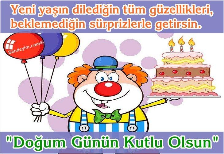Dogum Gunu Mesajlari En Guzel Resimli Dogum Gunu Mesajlari Kuaza Happy Birthday Greeting Card Funny Happy Birthday Greetings Happy Birthday Funny Ecards