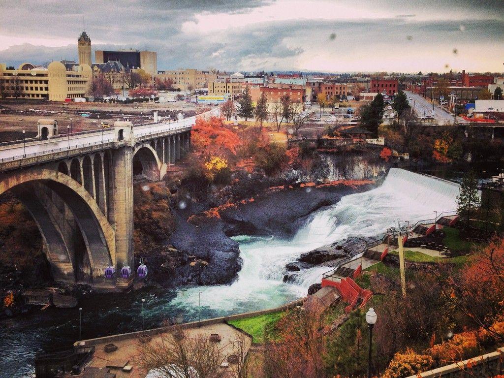 Riverfront Park Spokane Washington Travel Pinterest