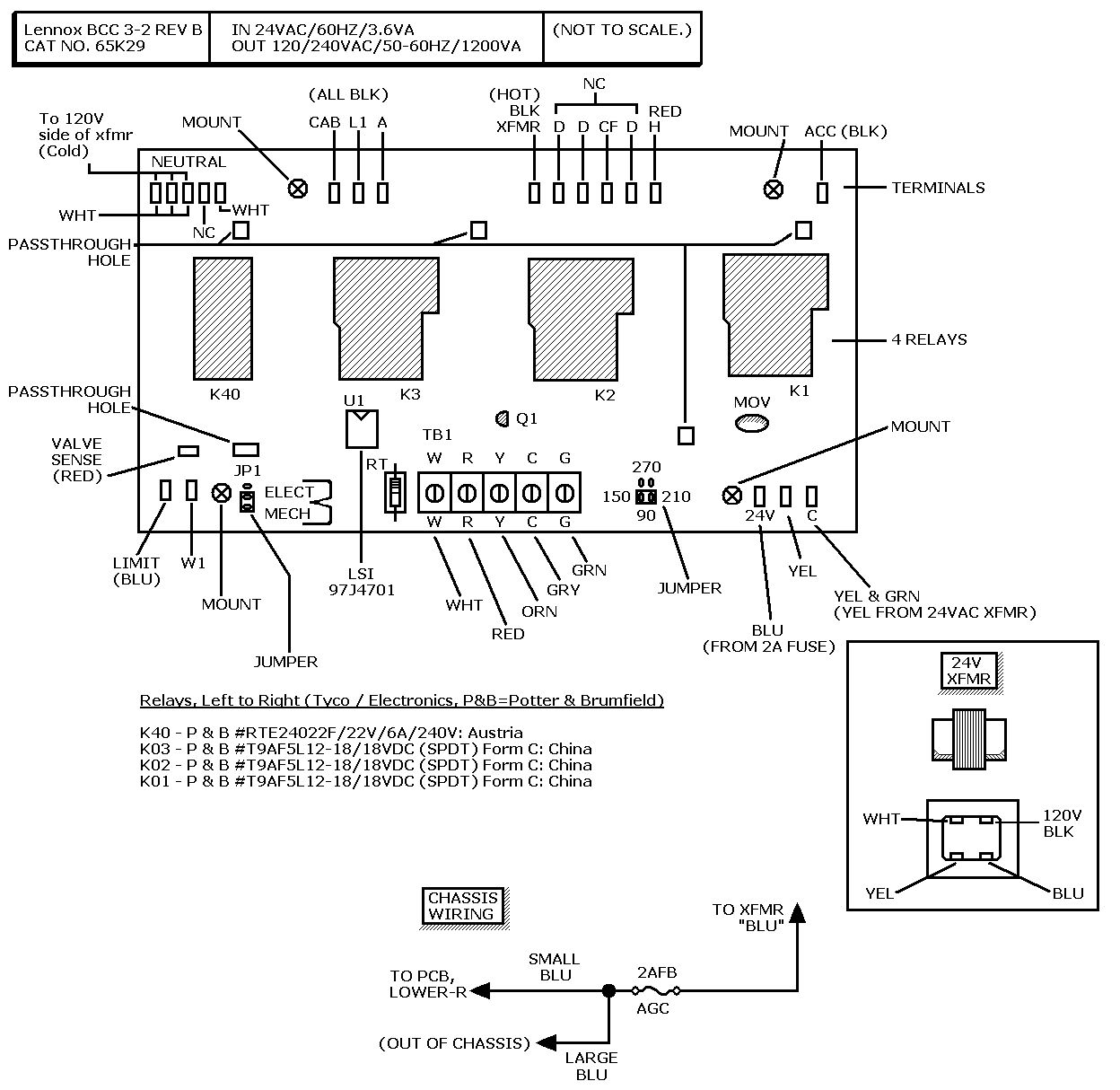 Pin on Lennox Conservator III G16XQ4753 Wiring Diagrams
