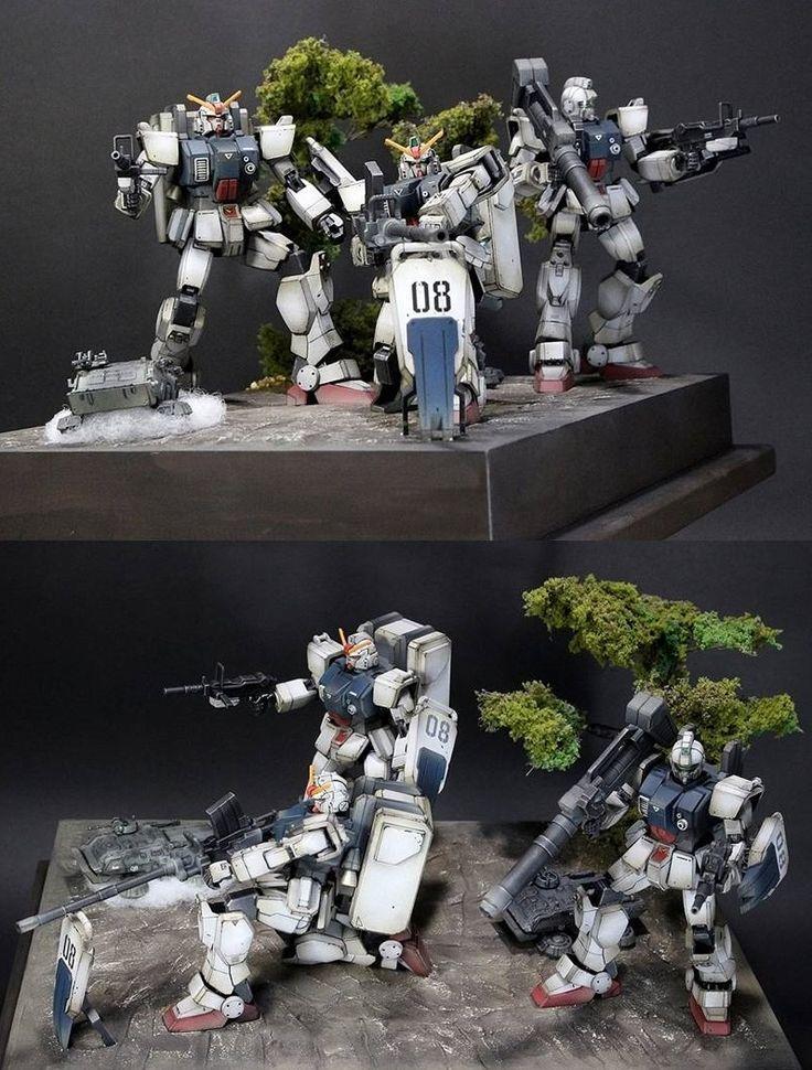 ac22143a7d6561bc9391d5b7ed7a140a.jpg (736×970) Gundam