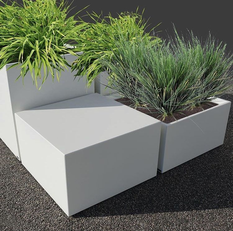 Epingle Par Christine Kihle Sur Haven Avec Images Jardinieres En Ciment Bac A Fleur Exterieur Pots De Fleurs En Ciment