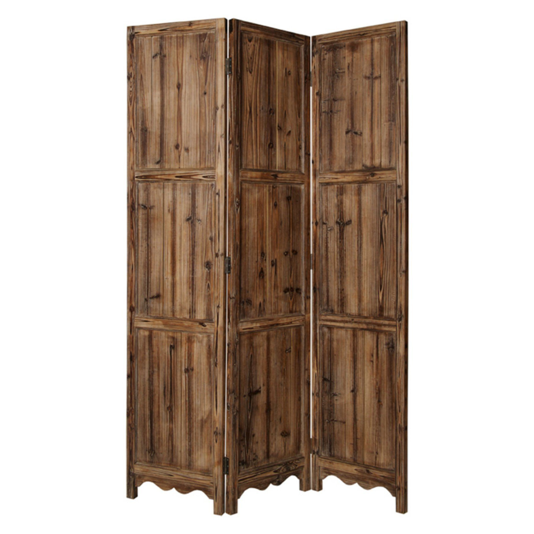 Screen Gems Winchester Rustic Room Divider - SG-107