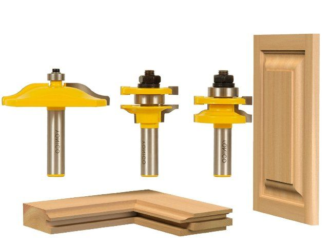 Cabinet Door Bits & Build Your Own Custom Raised Panel Cabinet ...