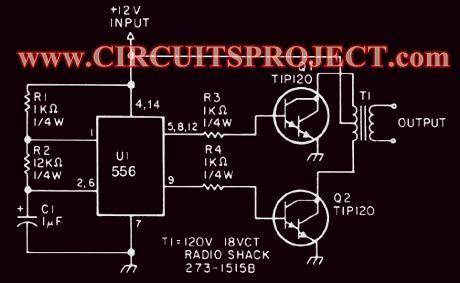 3000 watt power inverter 12V DC to 230V AC | Nonstop-Free Electronic ...