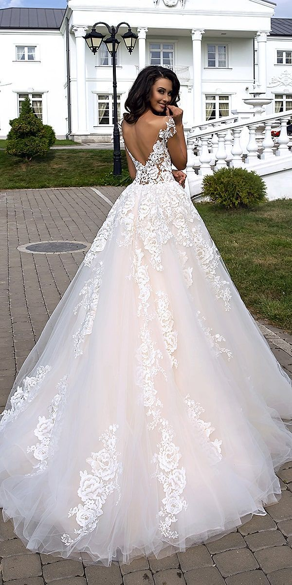 """Photo of Collection """"Love In The Palace"""" Tina Valerdi Wedding Dresses…"""