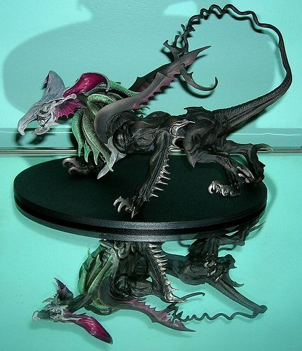 Final Fantasy Advent - Shadow Creeper Figure