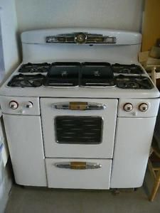 Vintage Tappan Delux Gas Stove Year Of 1920 Fogo