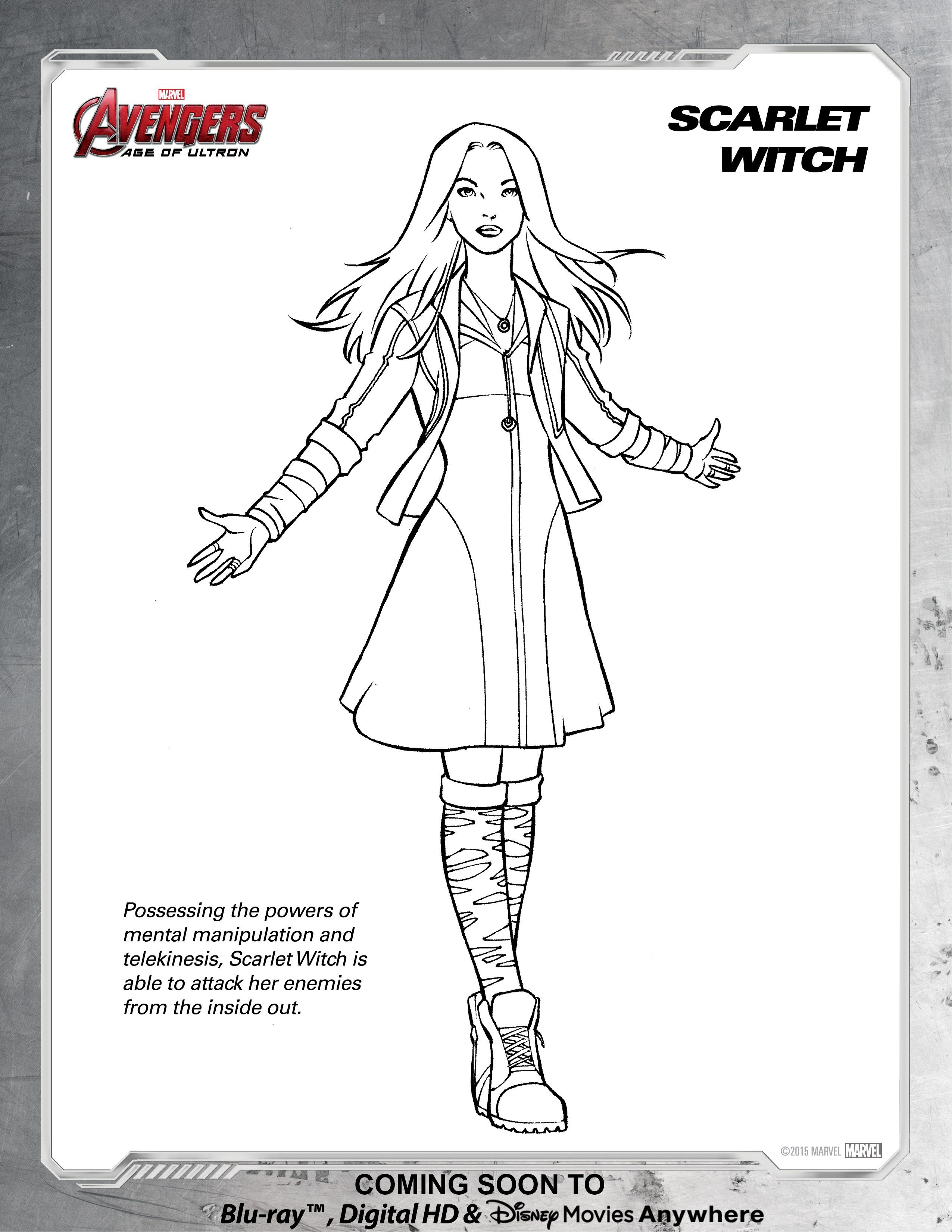 Crayola Marvel Coloring Pages Designs Collections