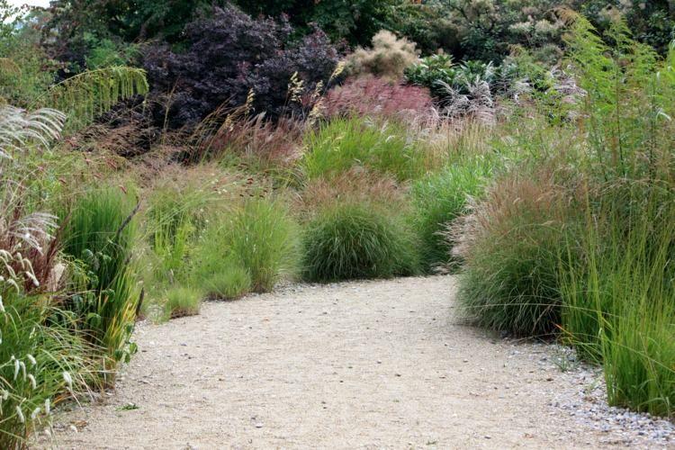 Gravier blanc pour le jardin: astuces et idées déco | Jardin en ...