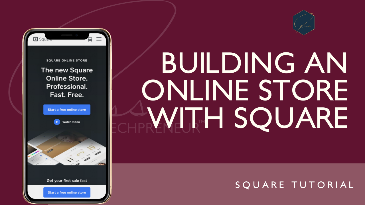 Tutorial Building an Online Store with Square in 2020
