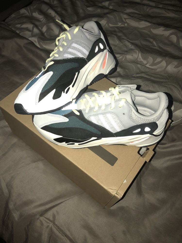 9aefd1a04 adidas Yeezy Boost 700 Wave Runner - Size 9.5  fashion  clothing  shoes   accessories  mensshoes  athleticshoes (ebay link)