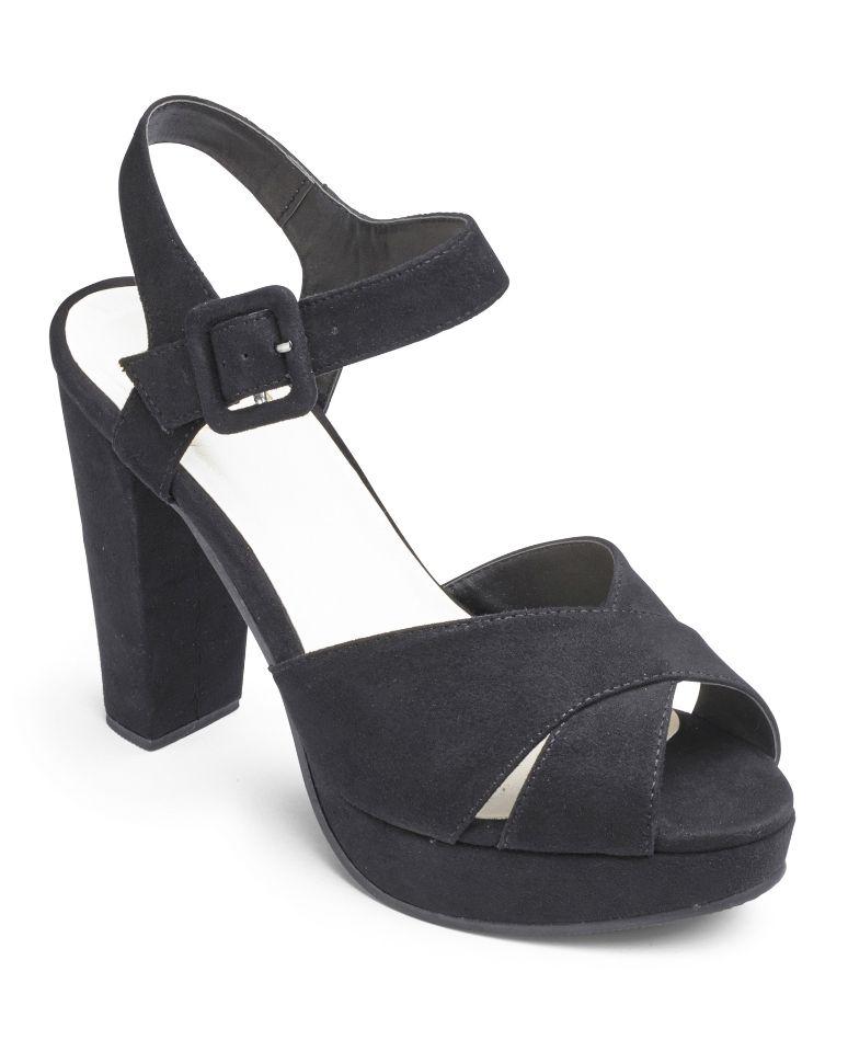 Sole Diva Platform Sandal EEE Fit