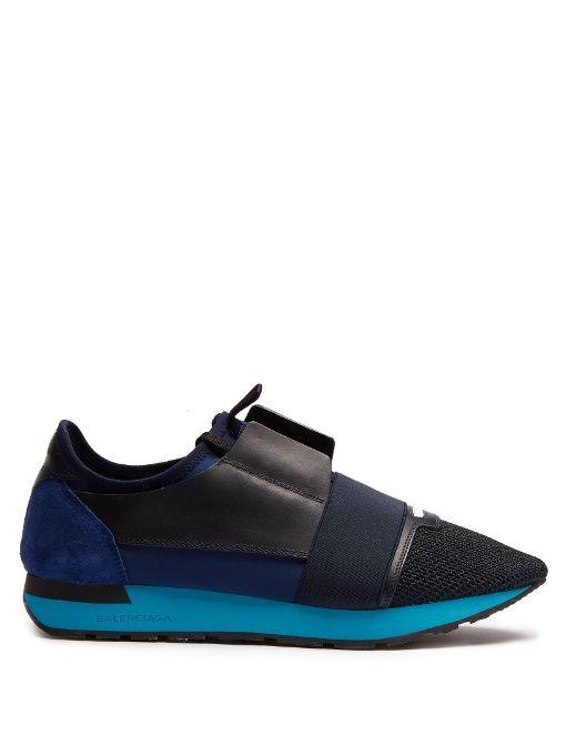 Mariah Flyknit Coureur Avec Nike Chaussures Noir Et Blanc Moucheté Yrfh7iG