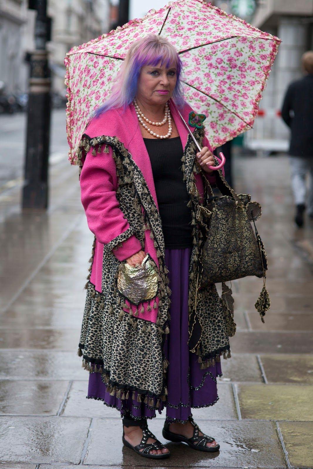 Bloglovin London Street Style Street Style Advanced Style
