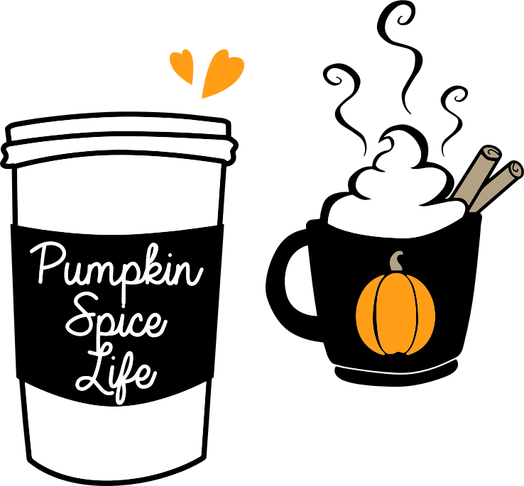 Pumpkin Spice Latte, Pumpkin Spice, Pumpkin
