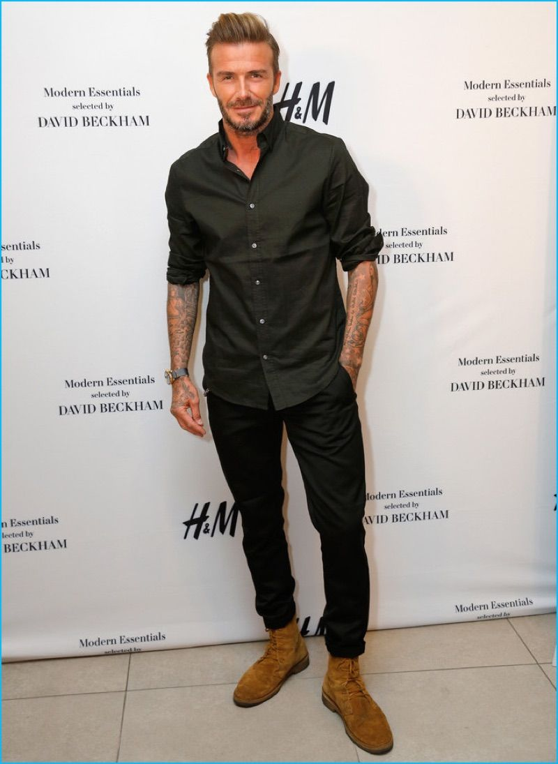 david beckham 2016 h m modern essentials david beckham beckham and david beckham style. Black Bedroom Furniture Sets. Home Design Ideas