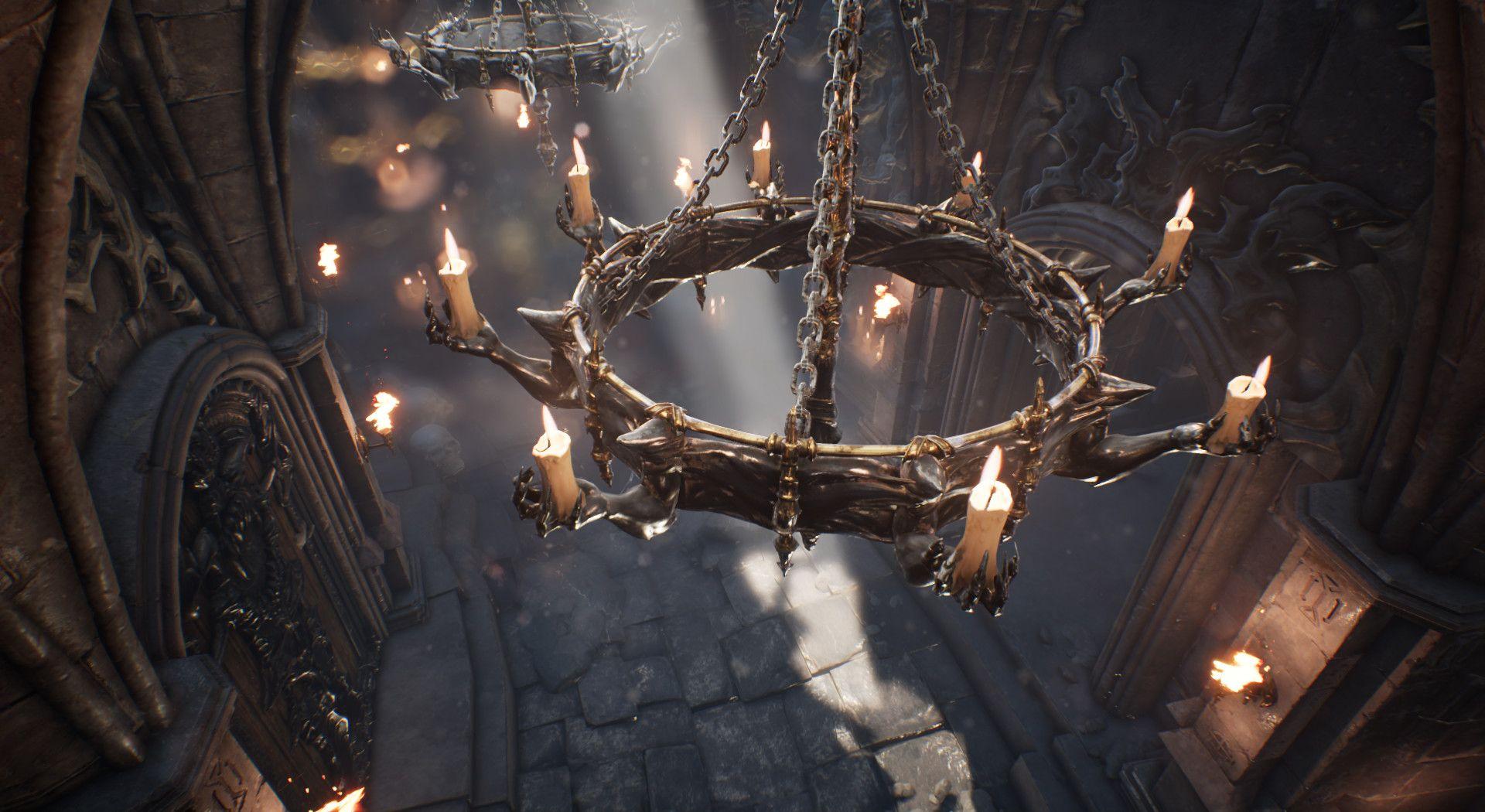 Artstation Doom Argent Breach Fanart Scenes W J Scenes Fan Art Doom
