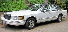 1990-1992 Lincoln Town Car -- 04-30-2012.JPG   Motorized Road ...