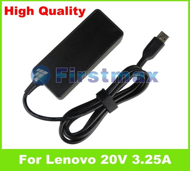 20V 3 25A 65W laptop AC power adapter charger 5A10G68682 5A10G68683