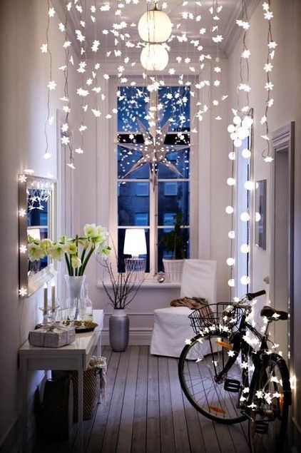 Merveilleux 2013 Christmas Wall Lights, Chic Christmas Tree Wall Lights, 2013 Christmas  Wall Art #