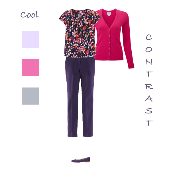 How To Add Purple To Your Capsule Wardrobe To Suit Your