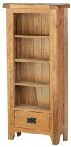 Richmond Oak CD Cabinet