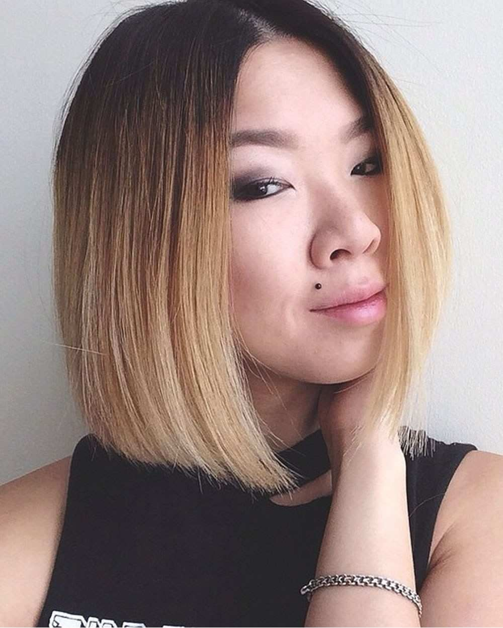19+ Funky Prom Hairstyles - Ceplukan | Short ombre hair ...