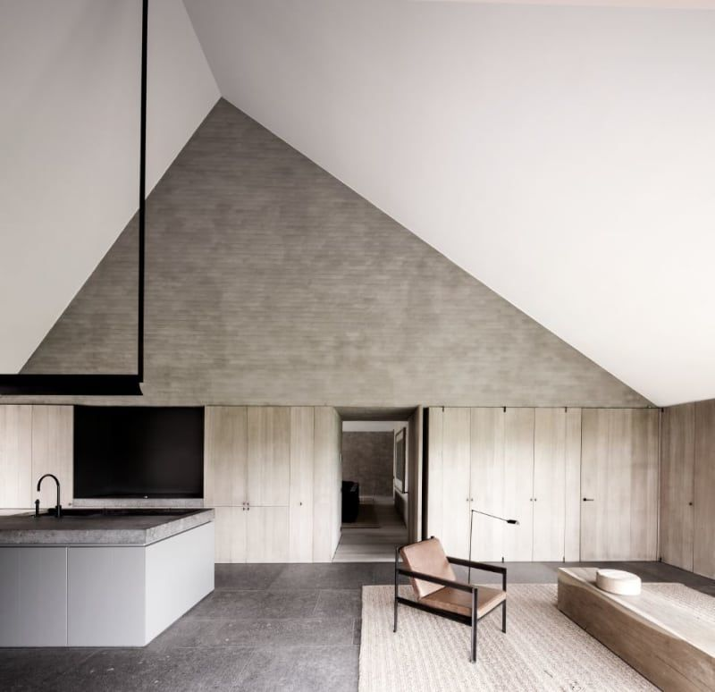 Vincent Van Duysen, Juan Rodriguez · BS Residence Interieur