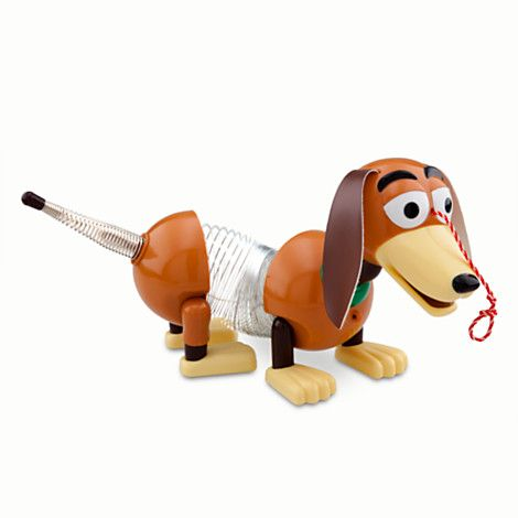 Toy Story Slinky Dog Pull Toy 12 L Action Figures Disney