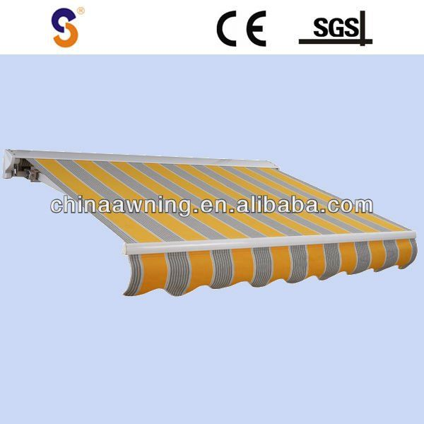 Awnings 1 Economic Cassette Profiles 2 Manual Motorized Type For Your Choice 3 Long Lasting Color Fabric Outdoor Blanket Beach Mat Fabric Color