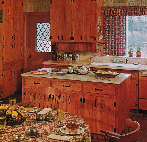 1970s kitchen and dining room 1970s kitchen and dining room   retro rooms vintage decor  u0026 more      rh   pinterest com
