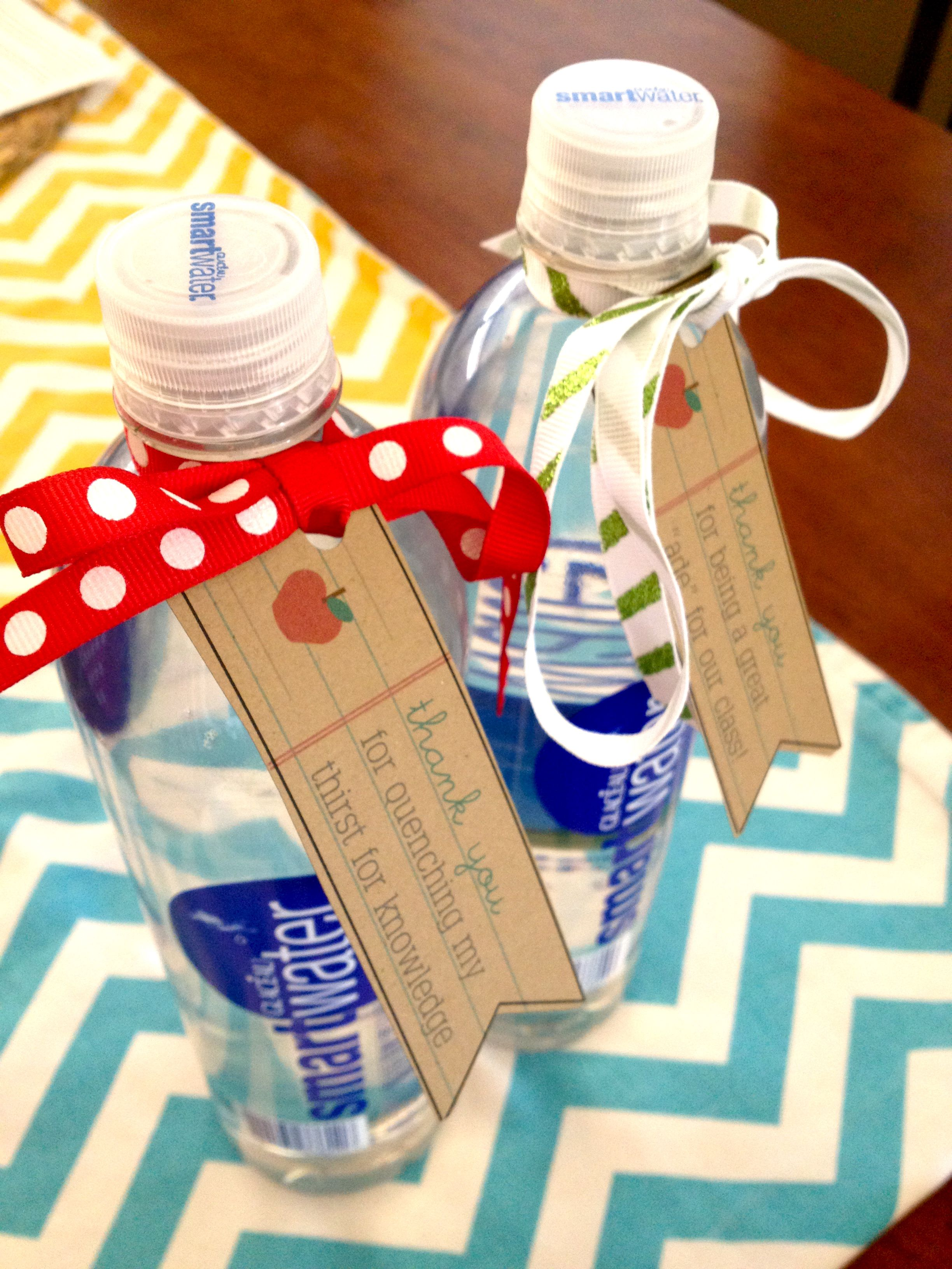 pinterest inspired teacher appreciation end of year gifts