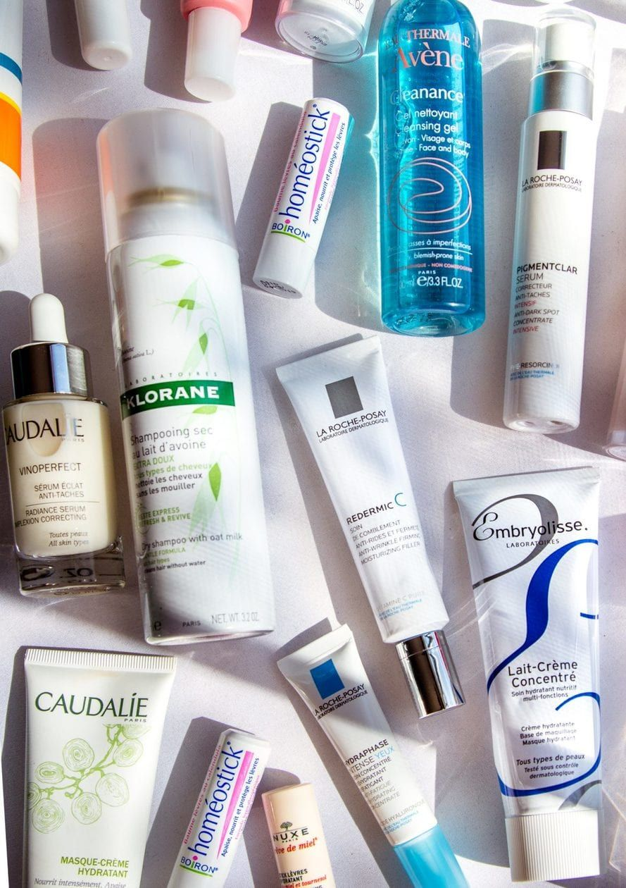 CityPharma Paris // The French Skin Care Haul that Saved