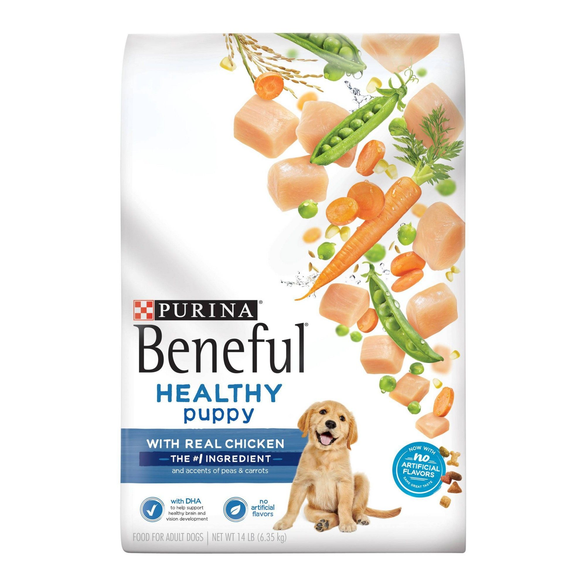 Purina Beneful Food Healthy Puppy With Real Chicken Dry Dog Food