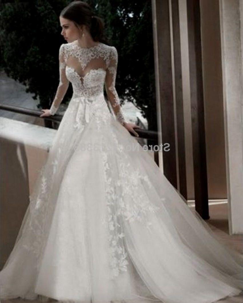 White Long Sleeve Lace Wedding Dress Naf Dresses Wedding Dresses Lace Long Sleeve Wedding Dress Lace Lace Wedding Dress With Sleeves [ 1059 x 850 Pixel ]