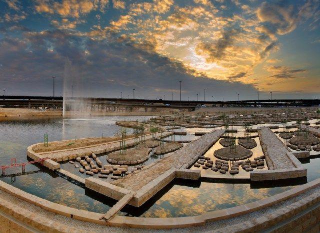 Wadi Hanifah Riyadh Saudi Arabia Thoughts Notes Blog Architecture Wetland New Urbanism