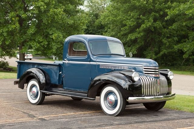 1946 Chevrolet Pickup With Images Classic Trucks Chevy Trucks