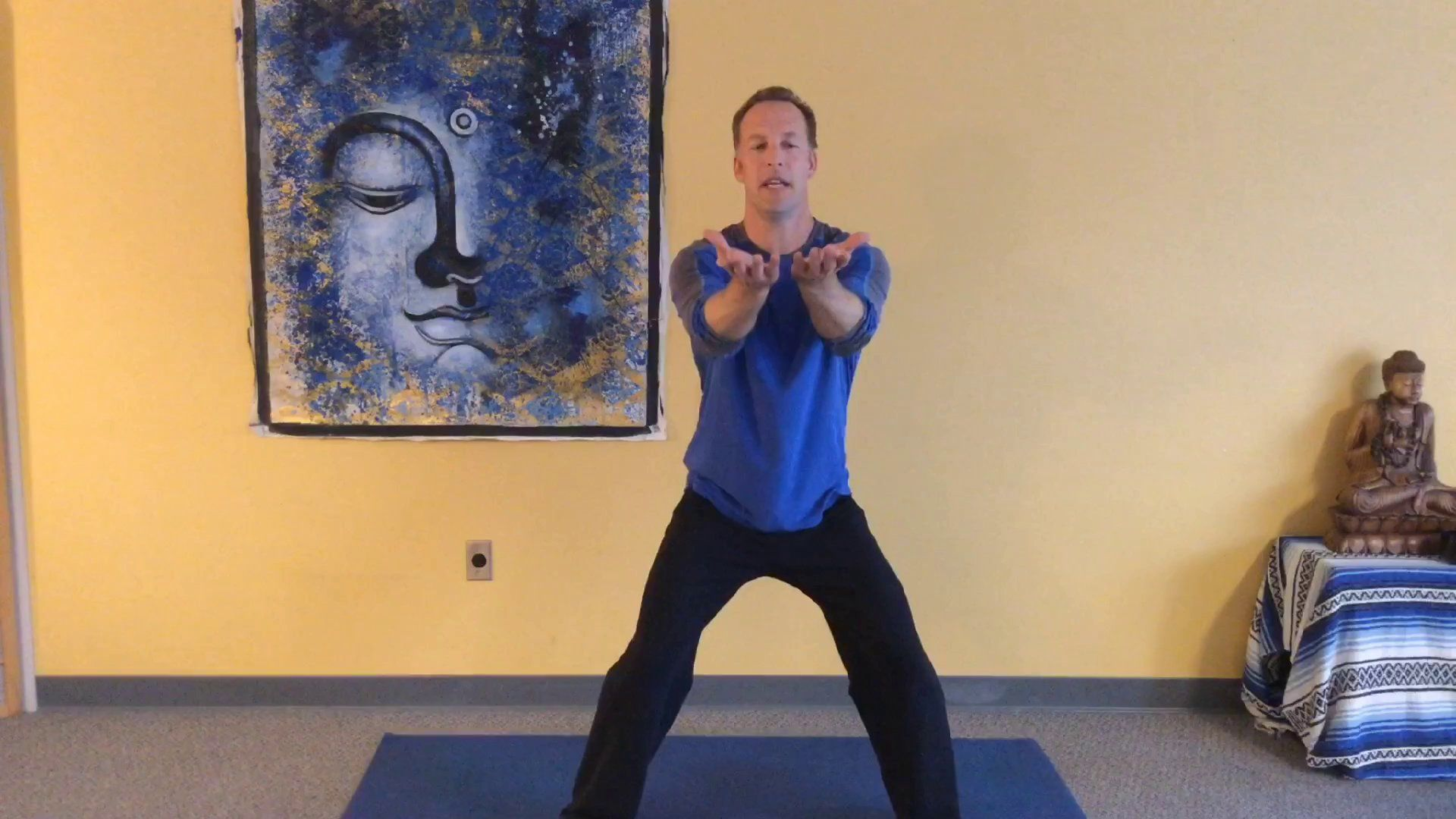 Holiday Qigong Routine with Lee Holden ~ for stress