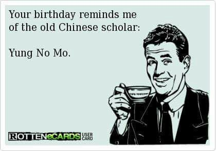 Pin By Lisa French On Birthday Birthday Quotes Funny Happy Birthday Quotes Happy Birthday Meme