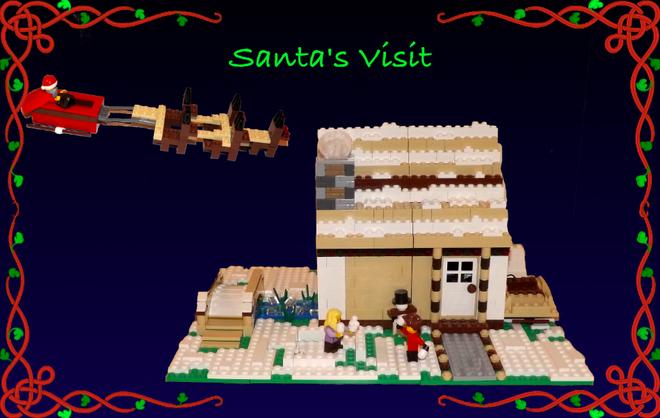 LEGO Ideas - Santa's Visit