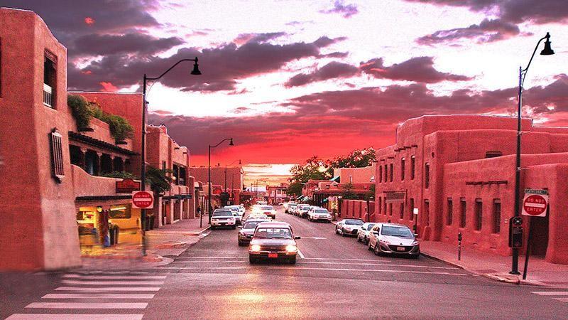 Albuquerque To Santa Fe >> Santa Fe City Council passes immigrant-friendly resolution ...