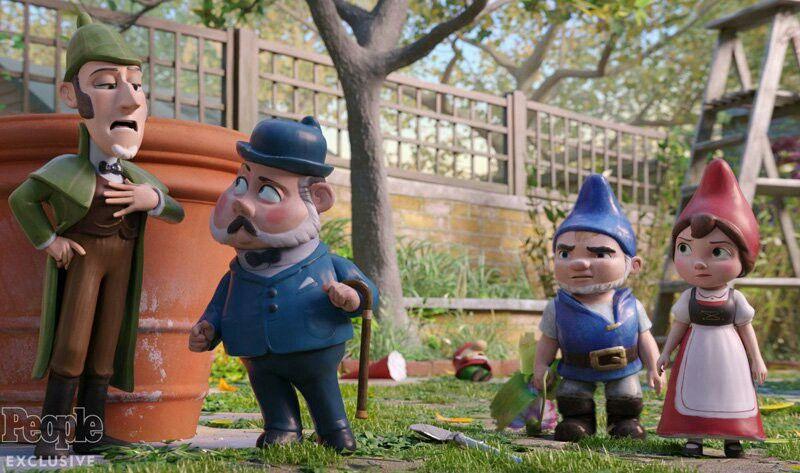 #SherlockGnomes e o Mistério do Jardim   Trailer Dublado   Quando os gnomos desaparecem do jardim, só um deles é capaz de resolver o mistério. Elementar, meu caro gnomo! Veja agora o novo trailer agora em nosso site.