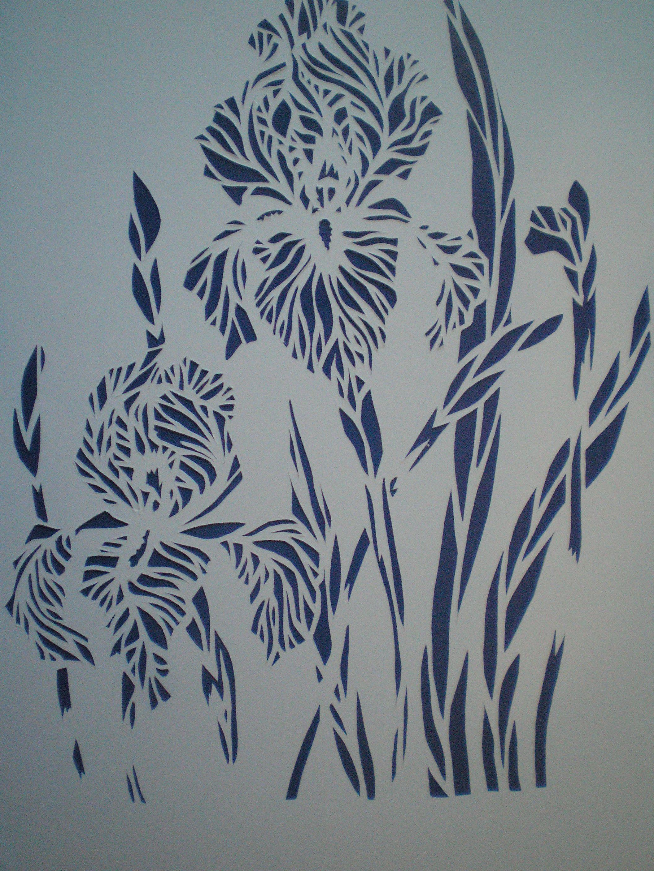 Paper Cutting Templatespapercuttingscherenschnittestencil