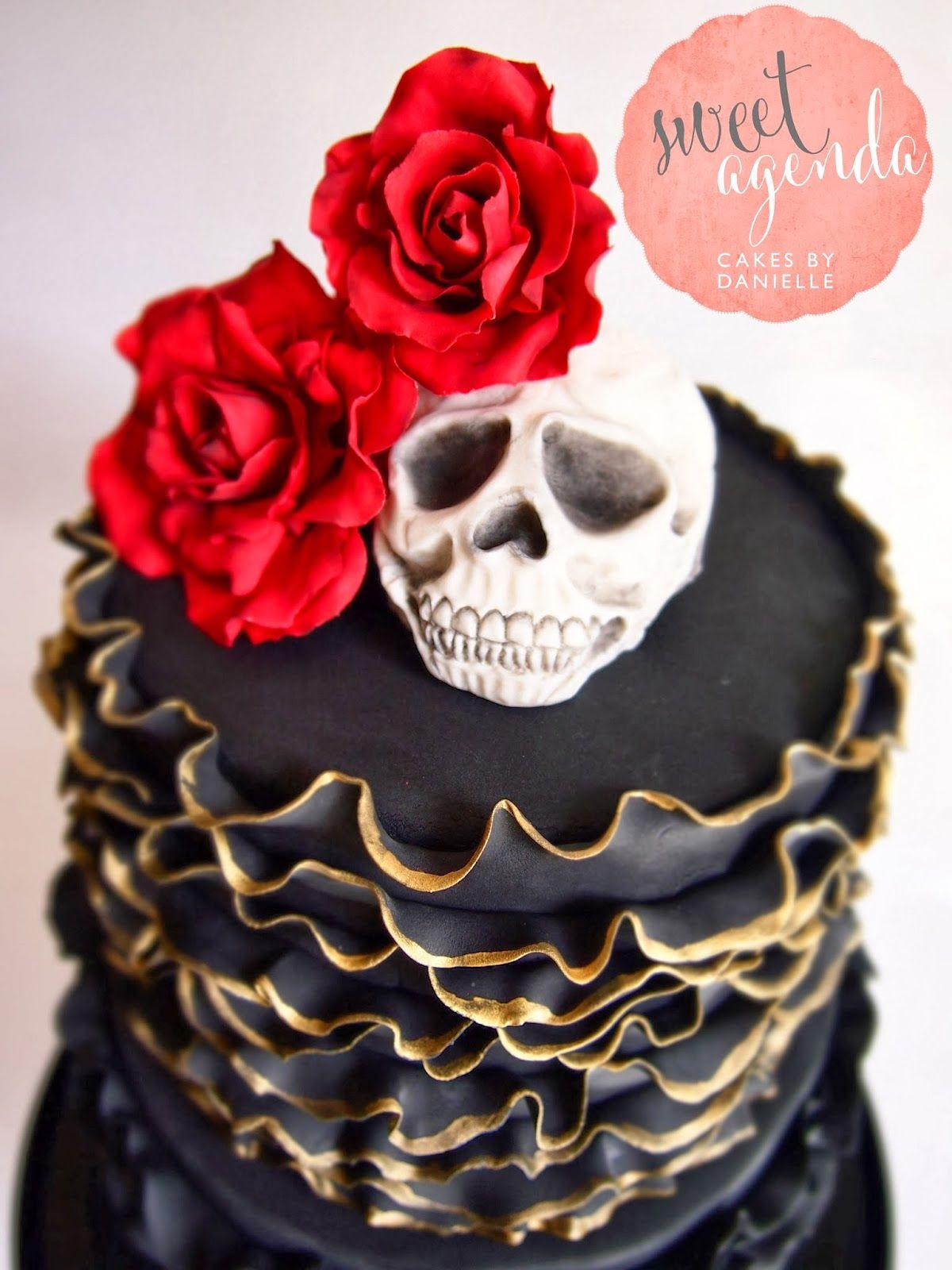 halloween theme 21st birthday cake gallery cake ideas pinterest