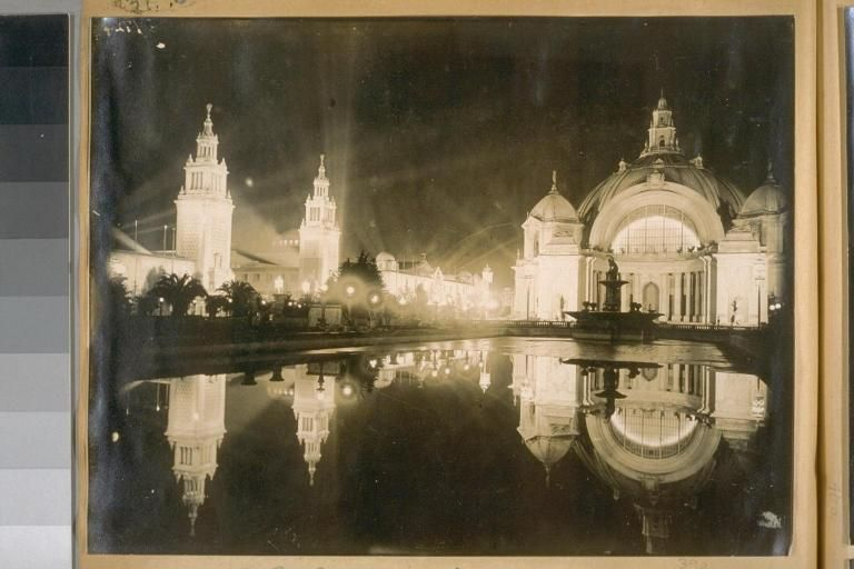 P.P.I. [Panama-Pacific International] Exposition 1915.