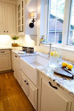 wall sconces and countertop