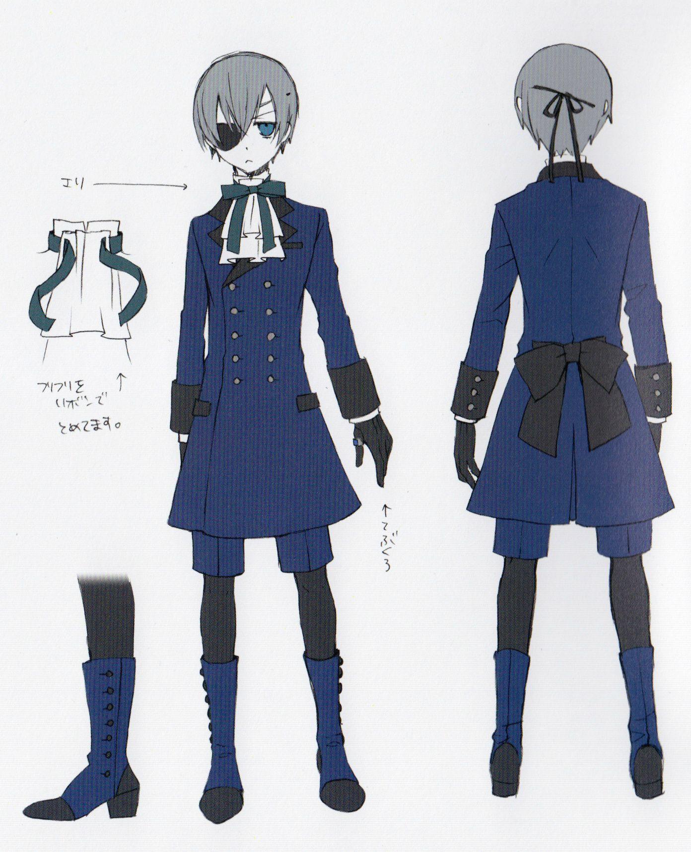 Pin on Kuroshitsuji/Black Butler