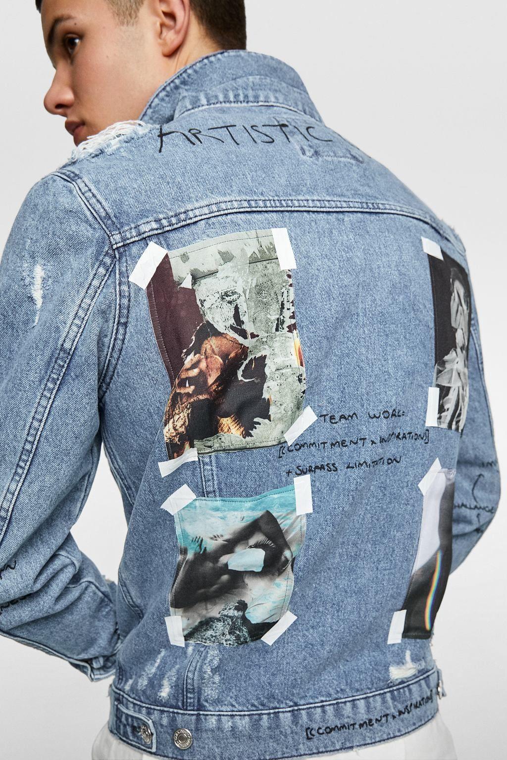 jeansjacke herren rock n roll